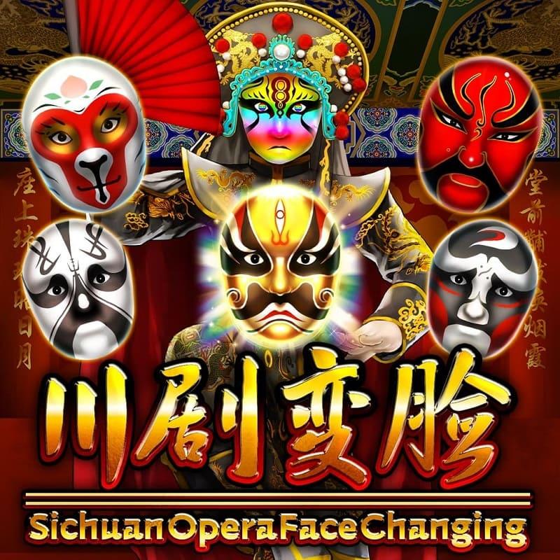 gamatron 24 Sichuan opera face changing
