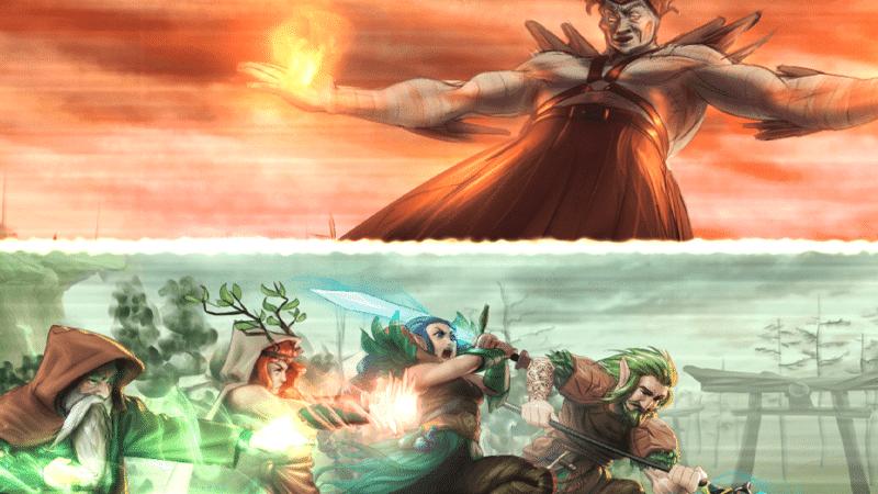 วิธีการเล่นเกมสล็อต Dawn of the Druids gamatron slot
