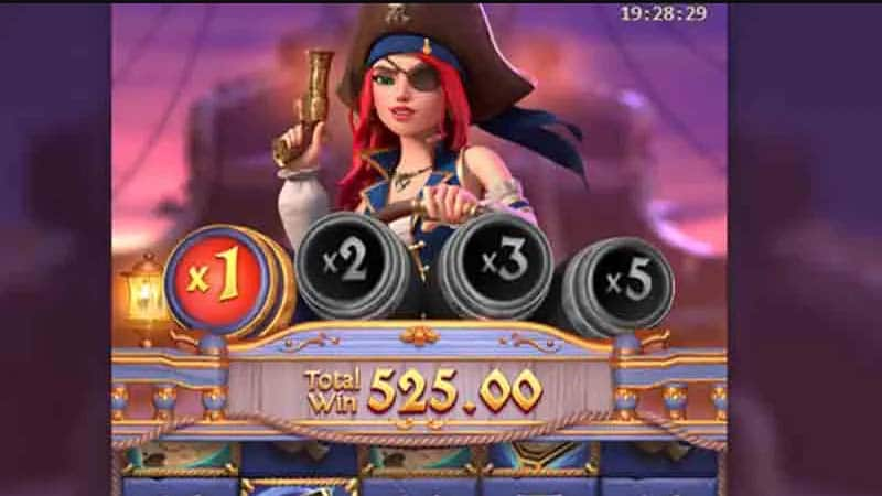 เกม queen of bounty